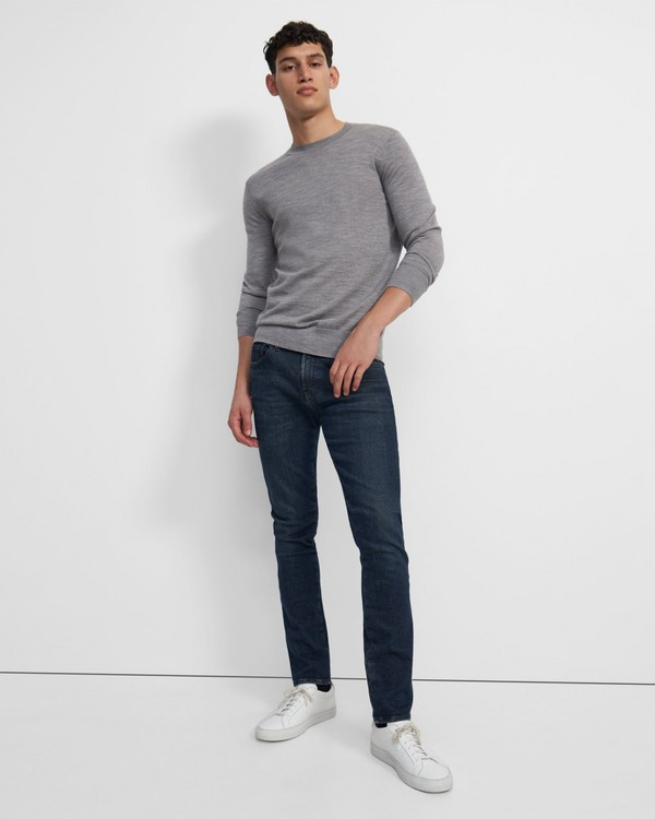 Theory J Brand Mick Skinny Fit Jean in Limitless Stretch