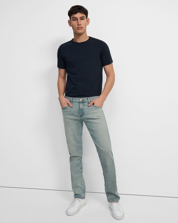 Theory J Brand Tyler Slim Fit Jean in Seriously Soft Denim