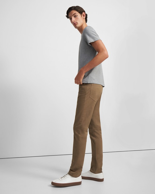 Haydin 5-Pocket Pant in Stretch Cotton
