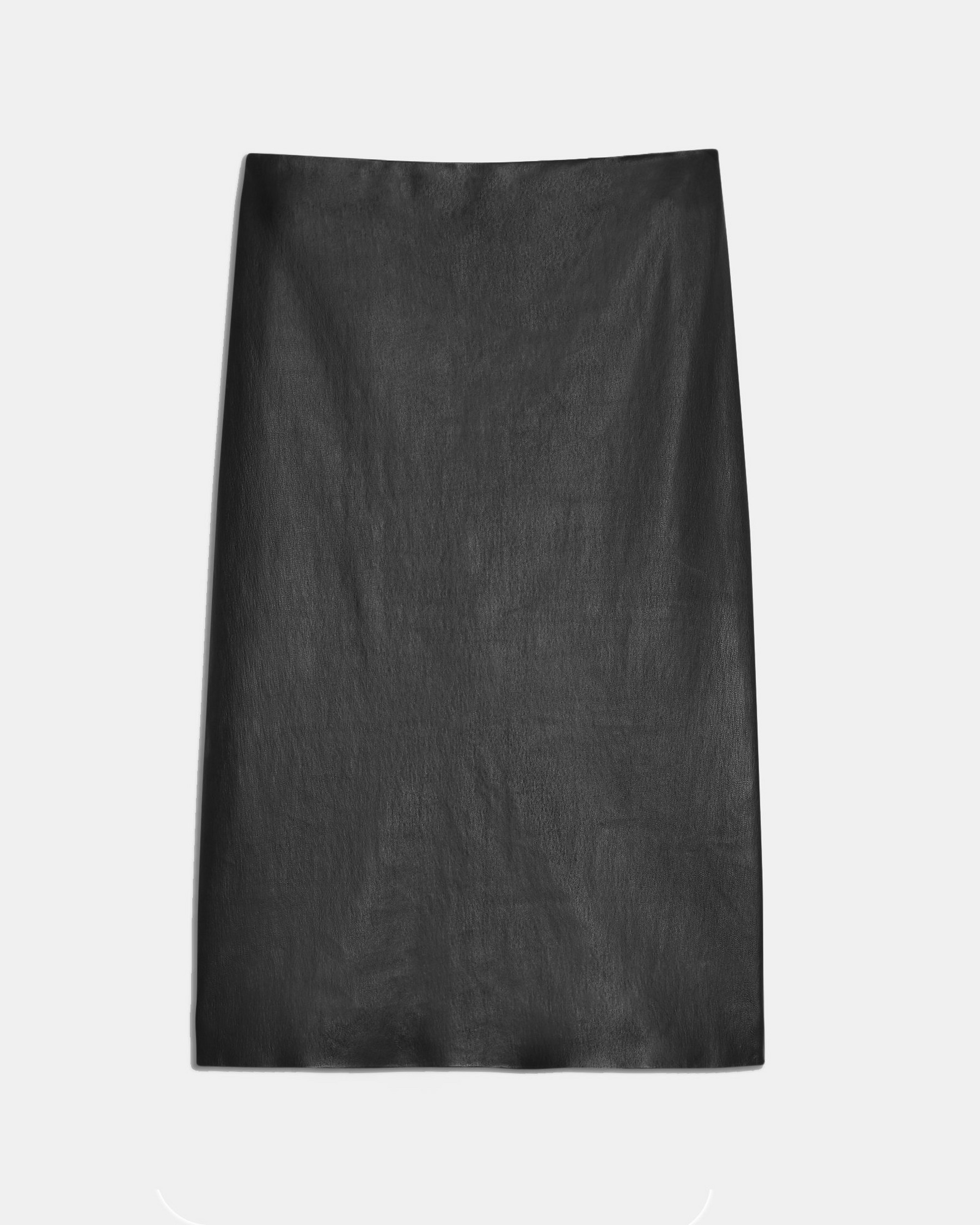SKINNY PENCIL SKIRT L