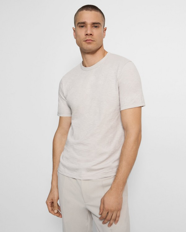 Essential Tee in Slub Cotton