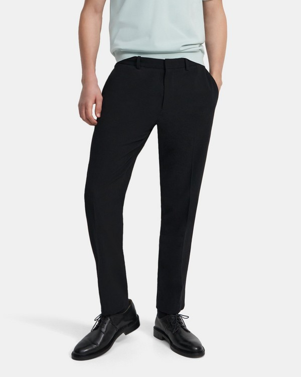 Curtis Pant in Stretch Seersucker