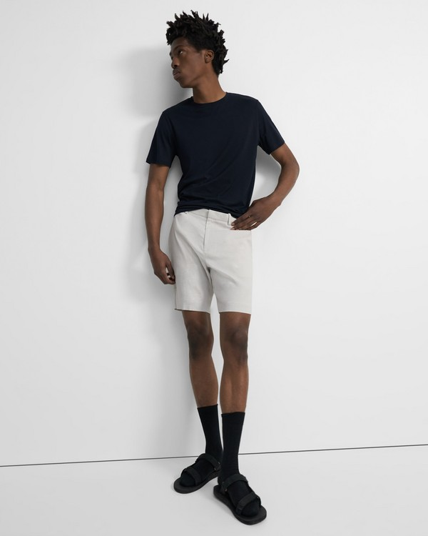Theory Curtis Short in Good Linen