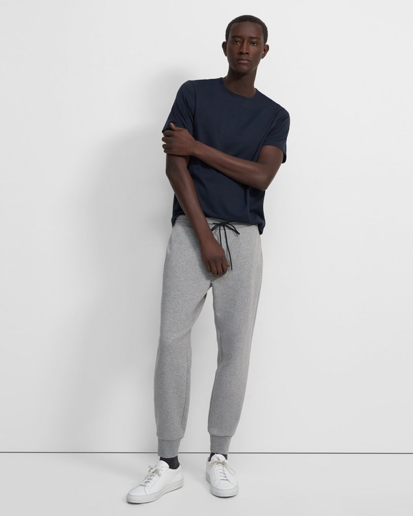 Essential Sweatpant in Cotton Fleece