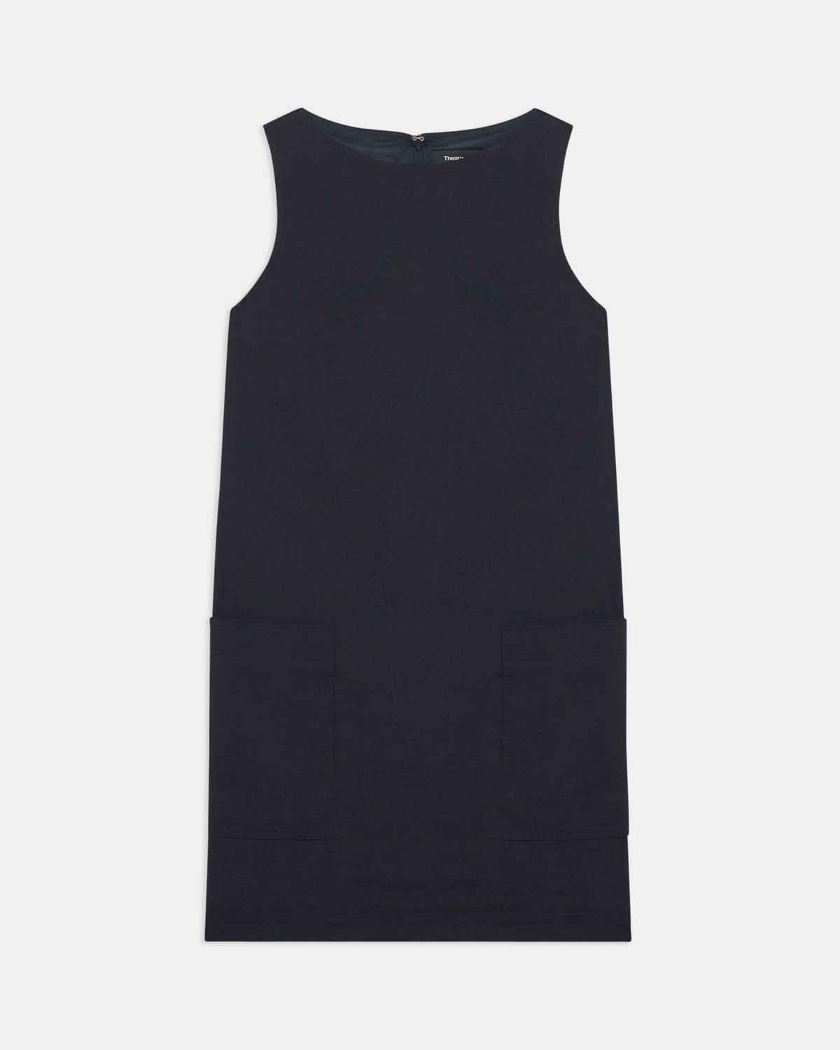 Mod Shift Dress in Good Linen