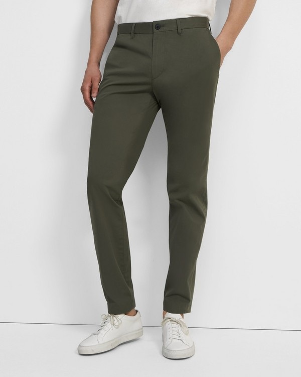 Theory Zaine Pant in Organic Cotton