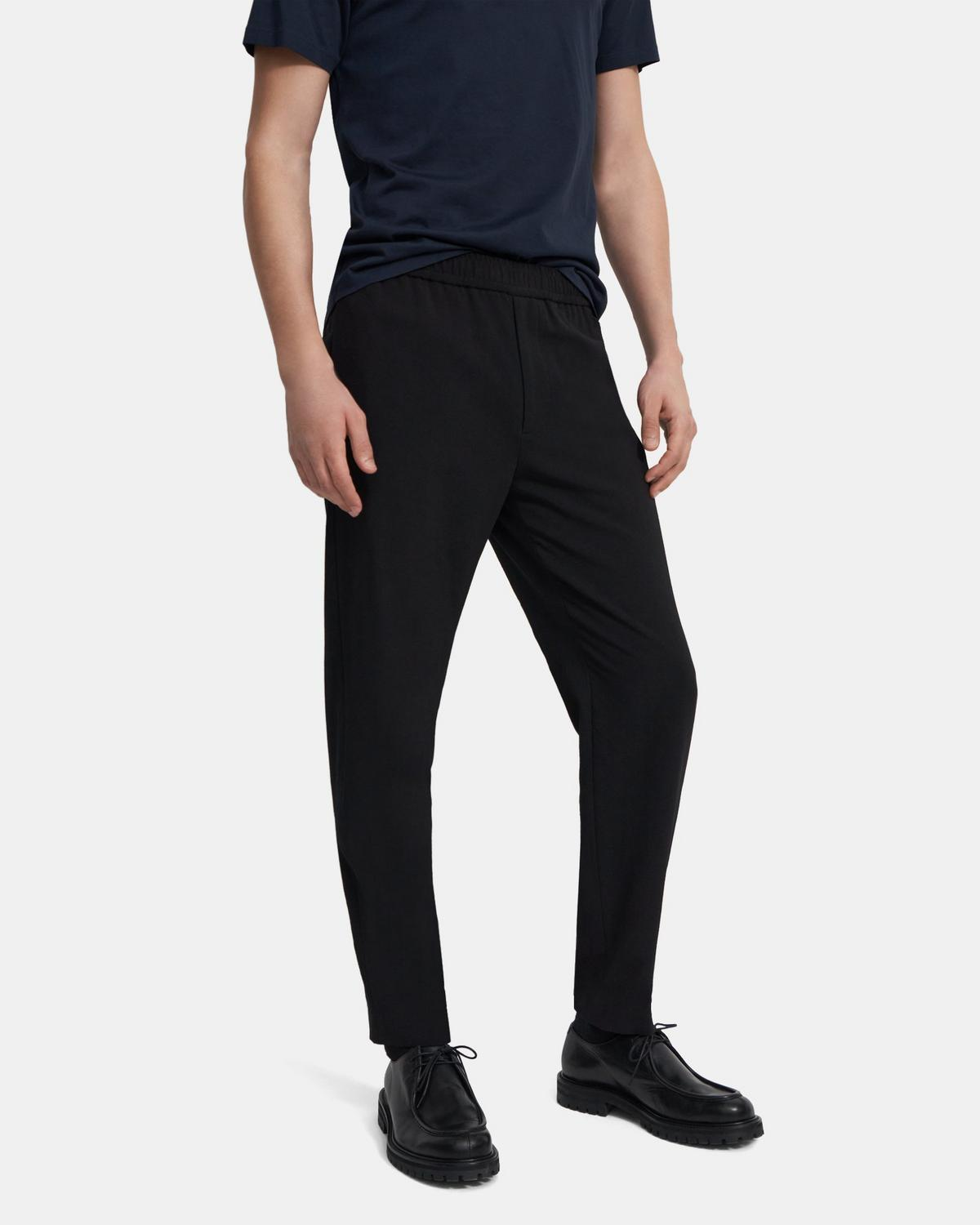 Graham Pant in Stretch Seersucker
